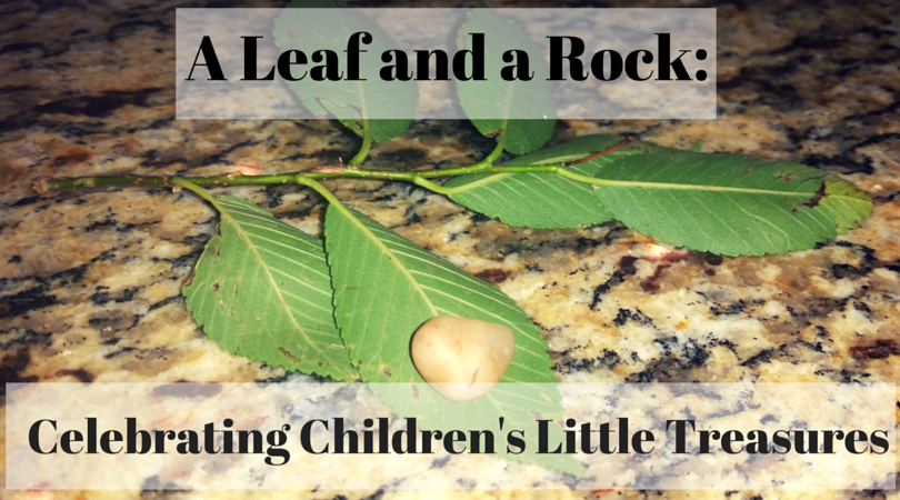 A Leaf and a Rock