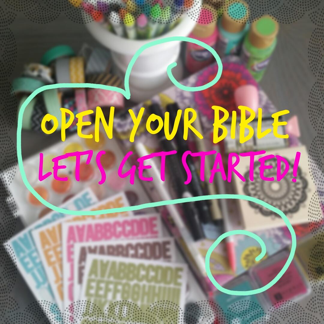 Start Bible JournalingE