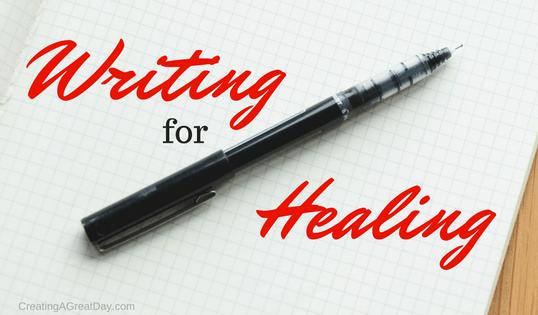 Writing for Healing