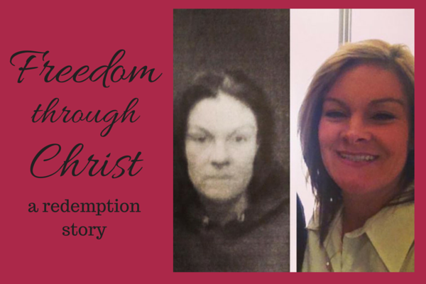 Freedom through Christ!