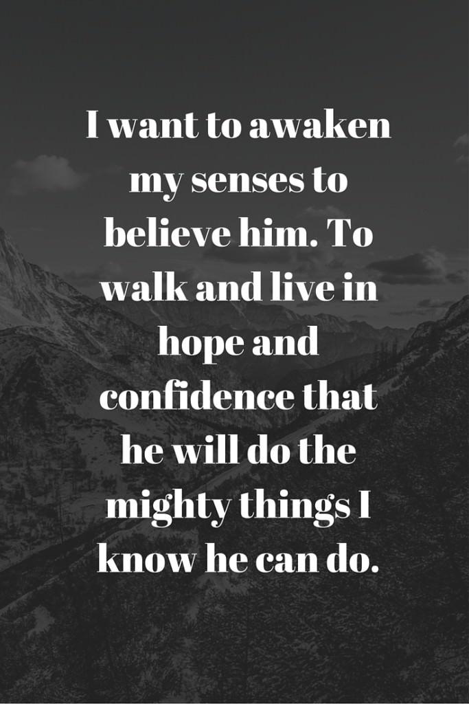 belief, unbelief, faith, miracles