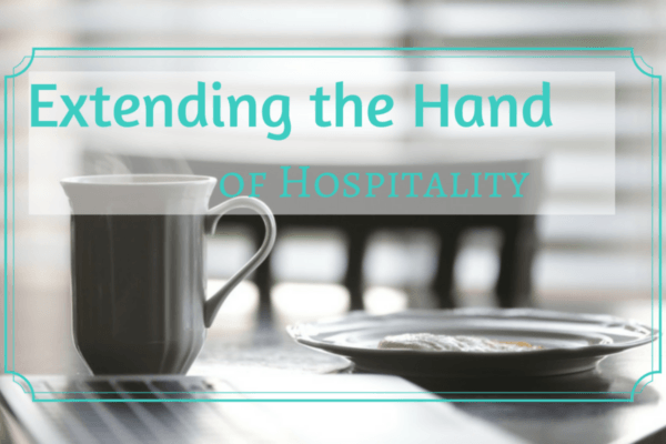 Extending the Hand of Hospitality