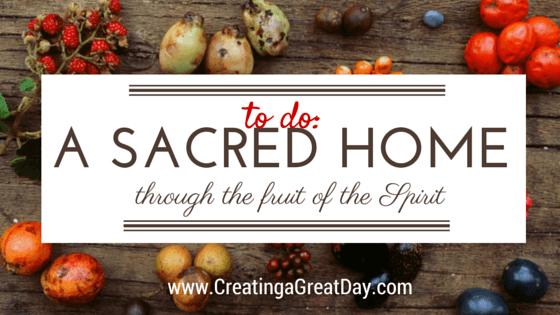 Sacred Home
