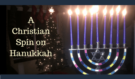 Christians celebrating Hanukkah