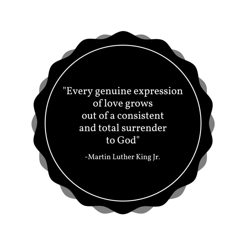 MLK Quote #1