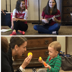 Gracenote - Music Together Class - Heather & Leah