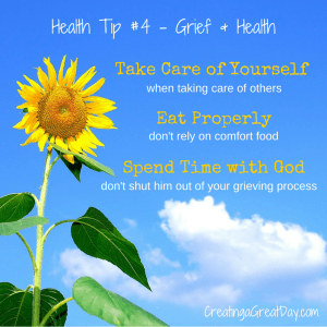 Health Tip #4 - Grief & Health (1)
