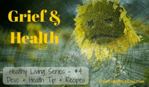 Healthy Living Series - #4