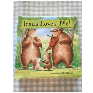 Jesus Love Me!