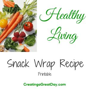 Snack Wrap Recipe
