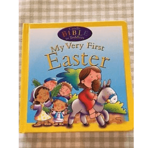 my very first Easter book