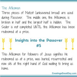 Insights into the Passover #5