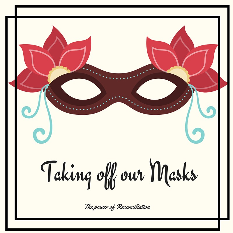 Taking off our Masks