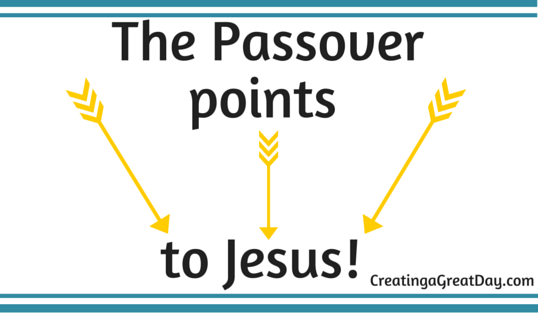 The Passover Points to Jesus