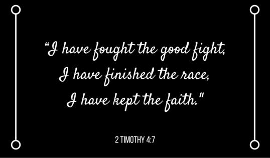 WE DON'T SHRINK_ 2 Timothy 4_7