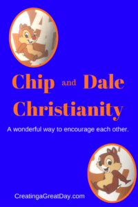 Chip Dale Christianity