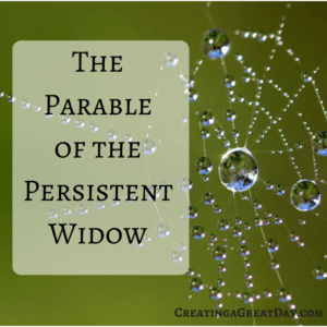 The Parable of the Persistent Widow (p)