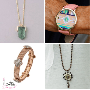 One Faith Boutique Jewelry Giveaway