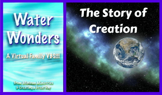 Water Wonders VBS: The Story of Creation | Creating a Great Day