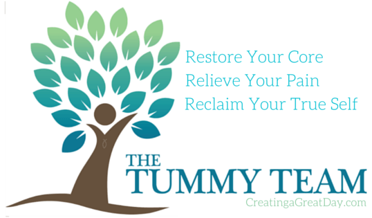 The Tummy Team – A Story of Healing