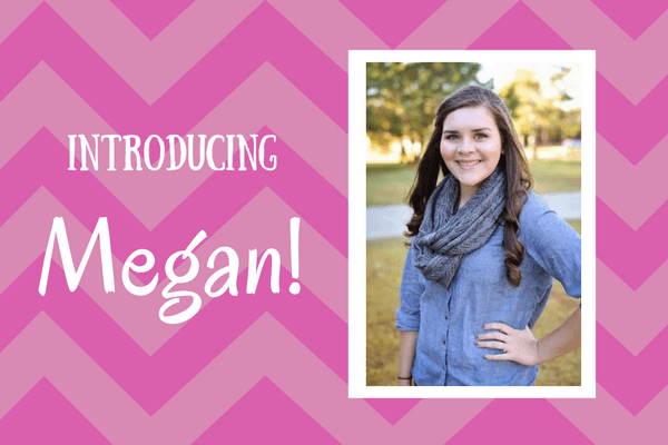 Welcome Megan to the CAGD Team!