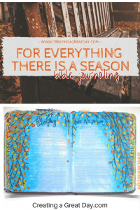 for-everything-there-is-a-season-bible-journaling