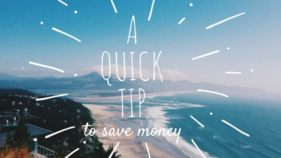 Saving for Vacation: Quick Tips for Saving Money