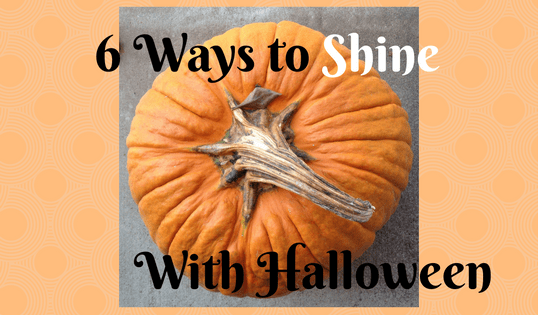 Shine on Halloween
