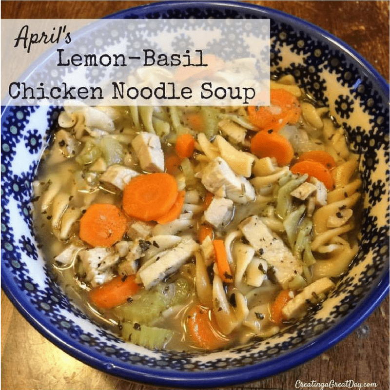 lemon-basil-chicken-noodle-soup