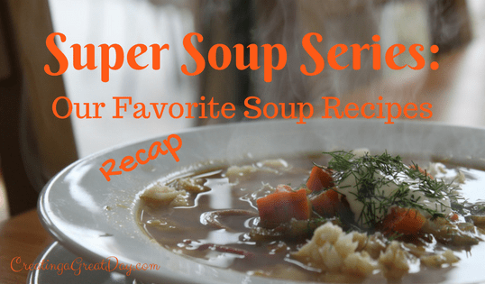 Favorite Homemade Soups