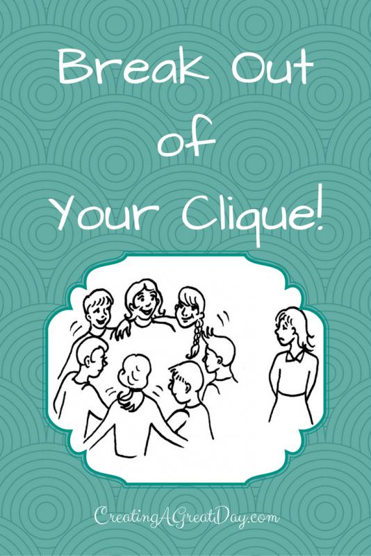 break-out-of-your-clique-pinterest