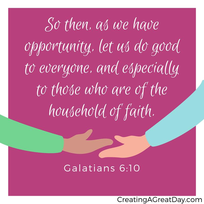 Galatians 6:10