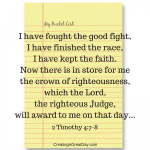 2 Tim 4:7-8