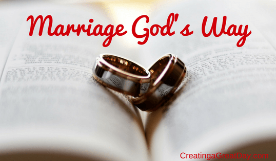 Marriage God's Way {Book Review}