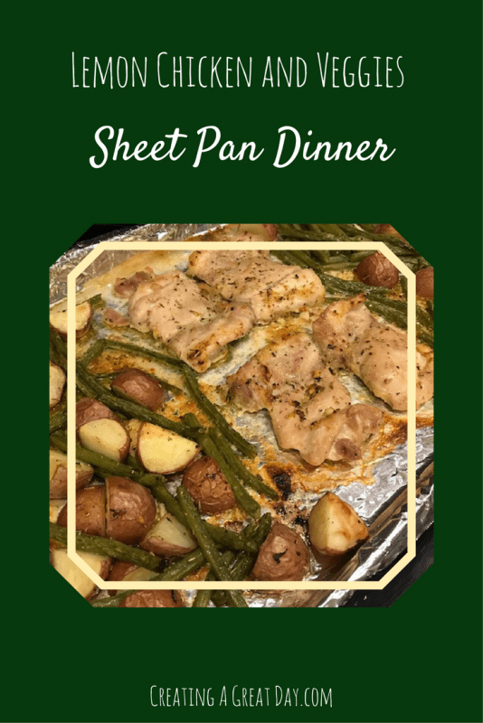 lemon-chicken-and-veggies-sheet-pan-dinner-pinterest