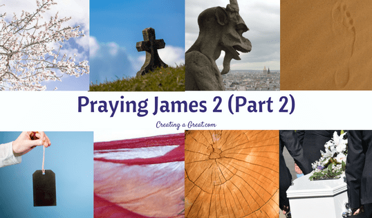 Praying James