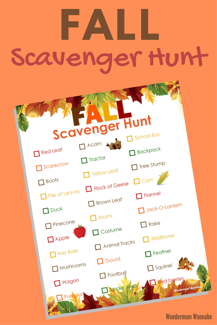 printable-fall-scavenger-hunt