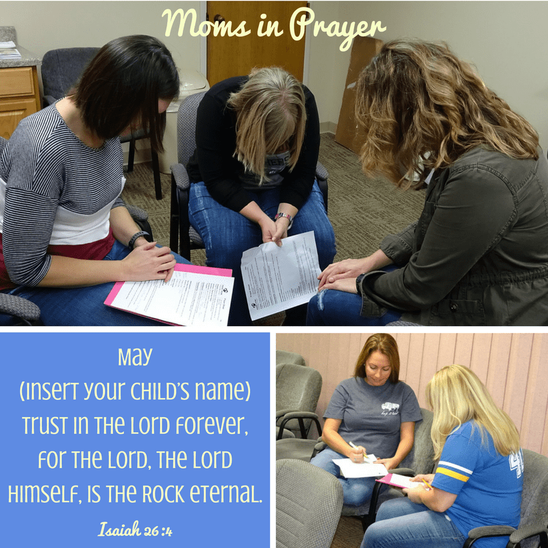 Moms in Prayer | Creating a Great Day