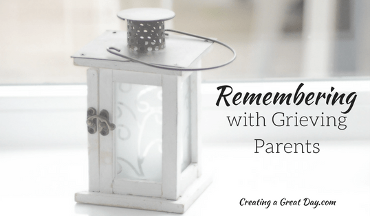 Grieving with Parents