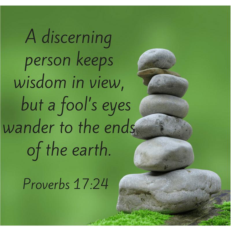 a-discerning