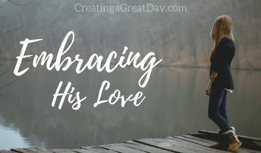 Embracing God's love