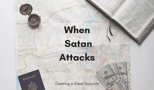 When Satan Attacks: God's Armor as Protection