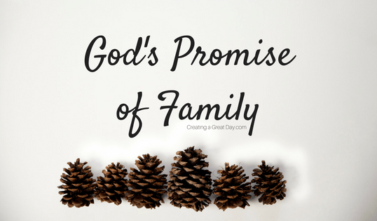 God's Promise of Family